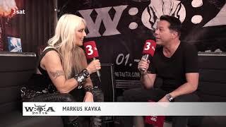 Doro Pesch - Interview in Wacken 2018 - Teil 1