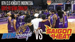 HoopsHighlights - [ABL PLAYOFFS 2018-2019] BTN CLS Knights Indonesia Vs Saigon Heat [Game 3] (HD)