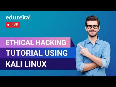 Ethical Hacking using Kali Linux   Ethical Hacking Tutorial   Edureka ...