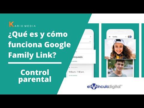 ¿Qué es y cómo funciona Google Family Link? - EVD Explica