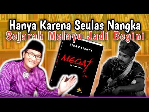 MEGAT | SEBUAH REVIEW NOVEL KARYA DATUK RIDA K LIAMSI