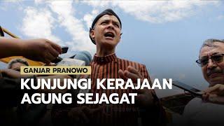 Ganjar Pranowo Kunjungi Ex-Keraton Agung Sejagat di Purworejo