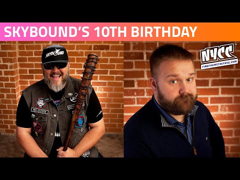 Skybound's Tenth Birthday