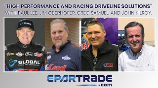 High Performance and Racing Driveline Solutions