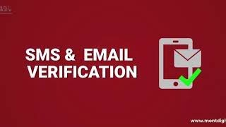 SMS And Email Verification