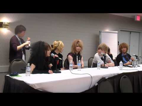 Rose Noire & DaizyStripper Fan Q&A At Anime North 2014