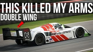 The New RaceRoom Group C Cars Killed My Arms