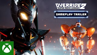 Override 2: Super Mech League - Gameplay Trailer