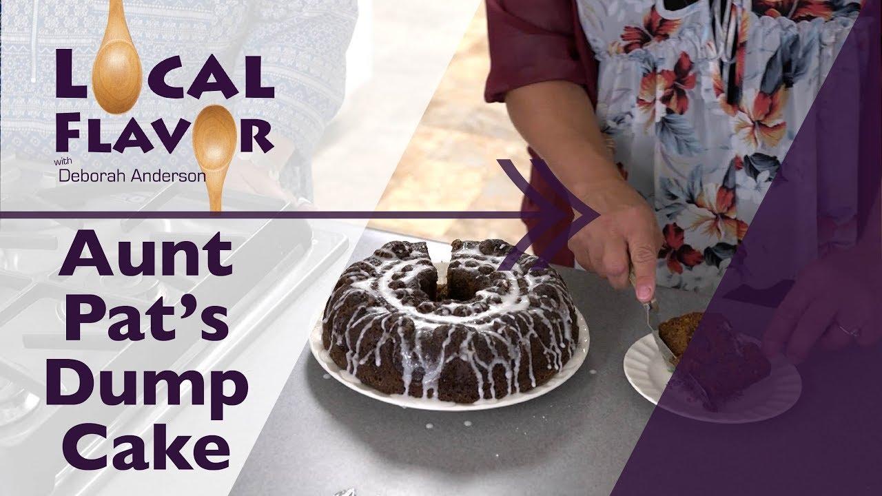 Aunt Pat's Dump Cake