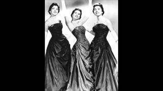 The Song of Love (Hi-Lili, Hi-Lo) - The Charmonaires on Arthur Godfrey's Talent Scouts, 1956