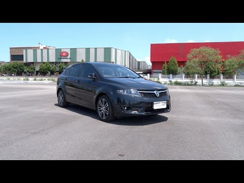 2013 Proton Suprima S Turbo Premium Start-Up, Full Vehicle Tour and Test Drive