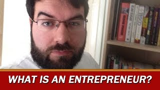 What is an entrepreneur - 1/101 Entrepreneur Questions and Answers