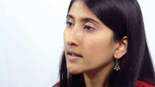 Deepti Chatti, a researcher at the TERI University