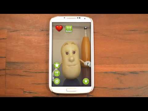 Video of Talking Potato