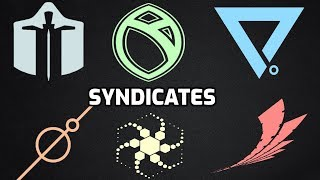 Syndicates - Beginners Warframe guide