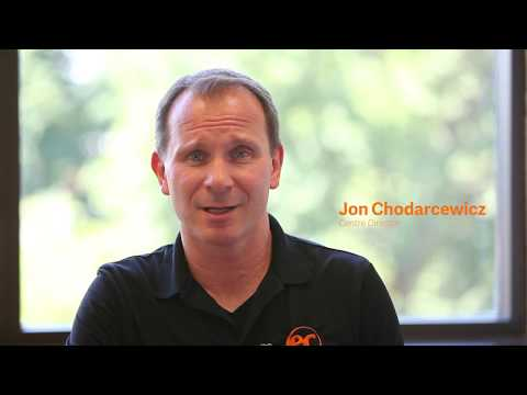 Welcome to EC Toronto   Jon Chodarcewicz, Centre Director