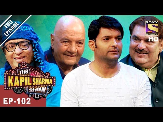The Kapil Sharma Show – Episode 102 – April 30th 2017 | Villains Special