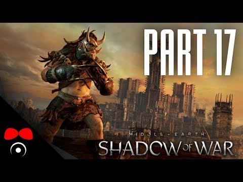 LOV NA DRAKY! | Shadow of War #17
