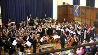 preview picture of video 'Hitchin Light Orchestra: Pomp And Circumstance No. 4'
