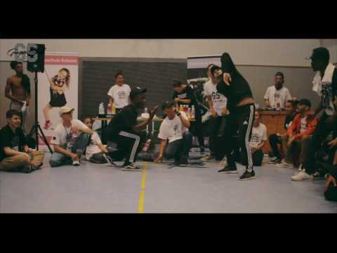 JR Game Judge Demo | GangstaSoul presents you | GYM BATTLE VOL.2 | KRUMP JUDGE DEMO | JR GAME
