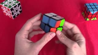 Tutorial Cubo De Rubik 2x2 - Sencillo - Kubekings!!