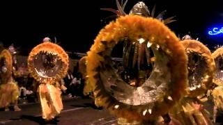preview picture of video 'Magma (2) - Grande Parade du Mardi Gras de Basse-Terre, Guadeloupe 2012'