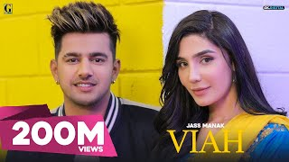 VIAH : JASS MANAK  Satti Dhillon | Latest Punjabi Song 2019 | GK.DIGITAL | Geet MP3