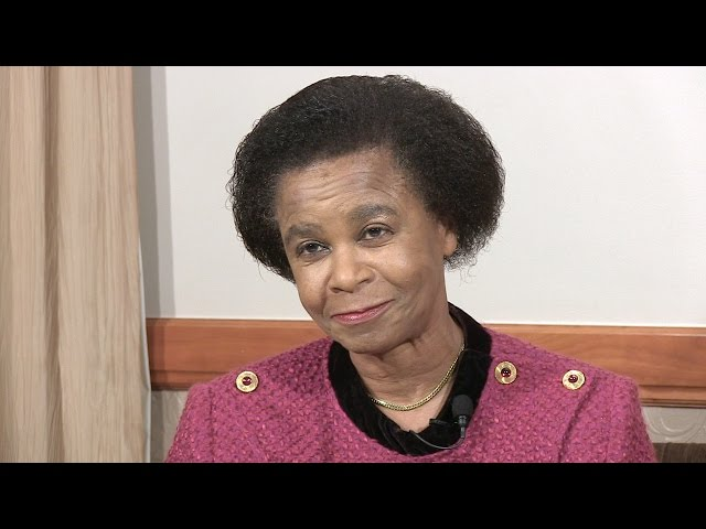 Why Give: Mamphela Ramphele, Activist, Medical Doctor and Politician