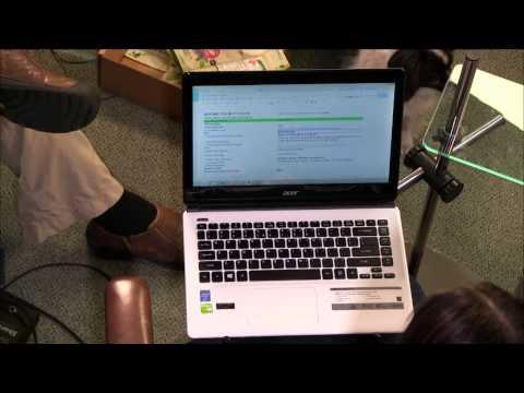 Acer Aspire E1 Review