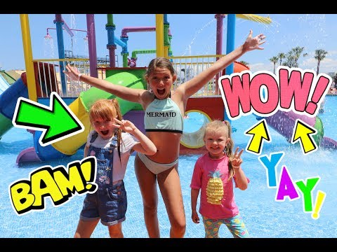 HUGE WATER PARK TAKEOVER!!