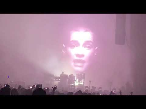 Free yourself - Chemical brothers live Mexico City