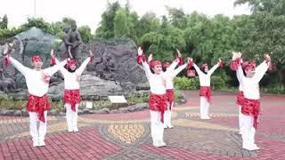 Senam Terbaik Dengan Arasemen Musik Daerah Indonesia