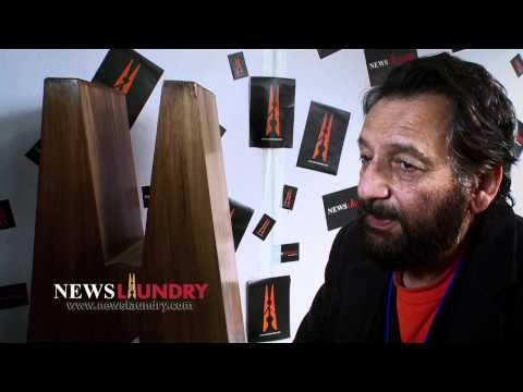 newslaundry - Shekhar Kapur on movies, marketing and being on the PM's advisory board for innovation
