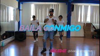 DANCE WITH ME /Dayvi Ft. Victor - Isael Bárcenas || Zumba® Choreography