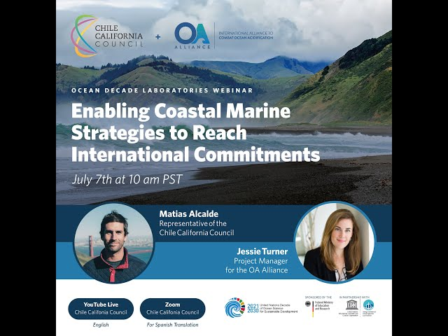 Enabling Coastal Marine Strategies to Reach International Commitments