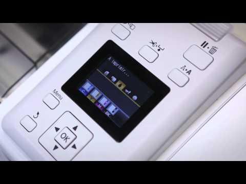 Como efetuar a limpeza automática dos injetores das impressoras Epson Série-F