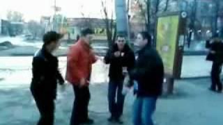 пьяные танцы на районе. Drunk Dances