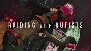Raiding With Autists On Rust