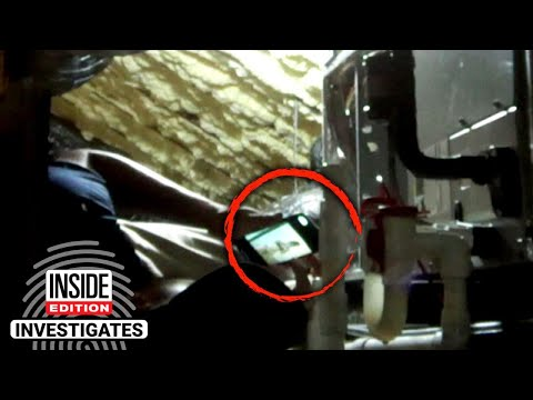 What This Air Duct Cleaner Was Caught Doing on the Job