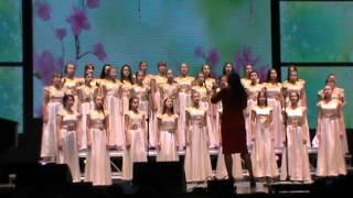 Городской фестиваль русской духовной и классической музыки 2013г В Рубин  Хоровая поэма Весна