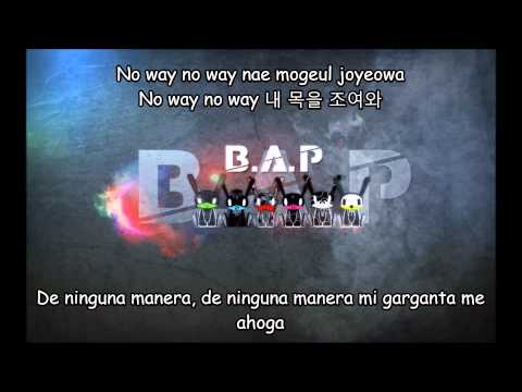 B.A.P~What the hell [sub español]
