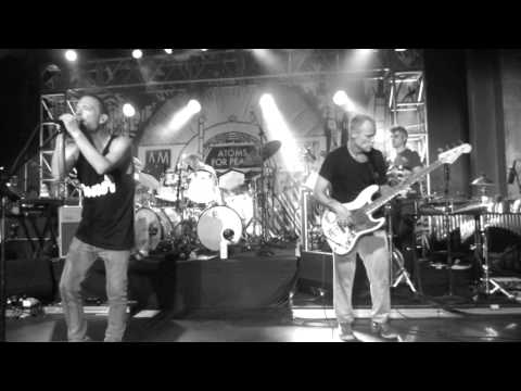 Atoms For Peace - Before Your Very Eyes ( front row ) - Live @ Club Amok 6-14-13 in HD