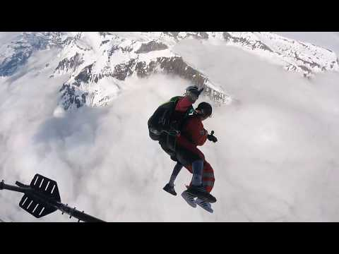 Skydive Interlaken -