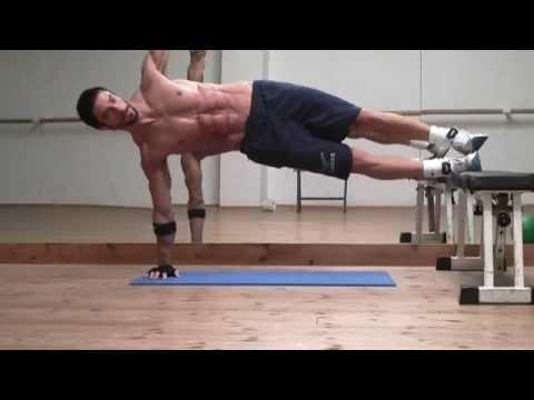 Pompowanie mięśni podczas ciągnięcia