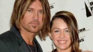 """Billy Ray and Miley Cyrus """"Ready Set Don't Go"""" Chipmunk"""