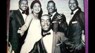 The Platters by Tony Williams in Alan Freed concert LIVE sings  ''The magic touch''