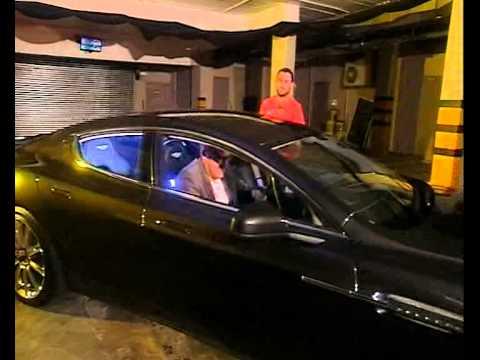 OverdriveTV Car review: Aston Martin Rapide S (5.02.2014)