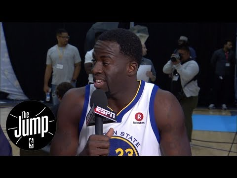 Draymond Green says guys don't have to be tough to play in NBA anymore | The Jump | ESPN