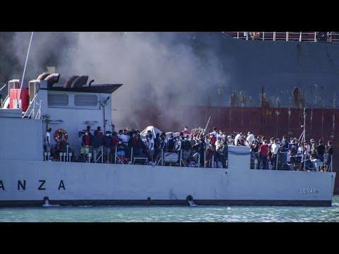 Ευρώπη: Αύξηση στις ροές μεταναστών την περίοδο του κορονοϊού…