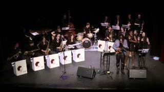 Bye Bye Love,  Jove Big Band de Girona & Emmanuel Djob